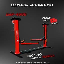 Elevador Automotivo EMP-4000 Machine-Pro