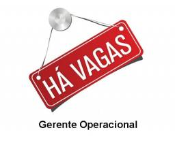Vaga Gerente Operacional