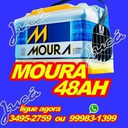 Bateria Moura 48AH:::