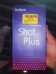 ZenFone Max Shot Plus top de linha 128gb