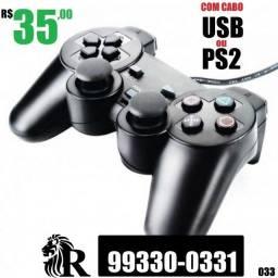 Controle para Play 2 Long Life (Entregamos)