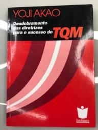 Livro: desdobramento das diretrizes para o sucesso do TQM