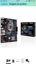 Gigabyte h310m DDR4 na caixa