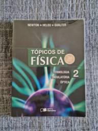 Livro tópicos de física - volume 2