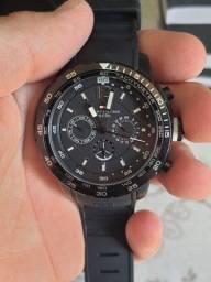 Relógio Tommy Hilfiger Masculino Borracha Preta - 1790889