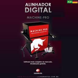 Alinhador Digital | Machine-Pro | Equipamento Novo