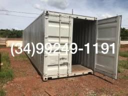 Container 12m 40 pés em Uberlandia