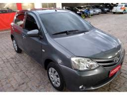 Título do anúncio: Toyota Etios 1.5 XS 16V FLEX 4P MANUAL