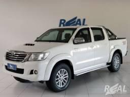 Toyota Hilux CD Srv 3.0 4X4 Automático Diesel Financiamos Até 60X