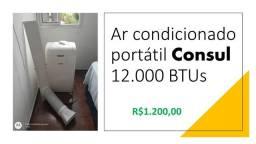 Ar condicionado portátil Consul 12.000 BTUs 110v