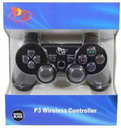 Controle sem fio para PS3.