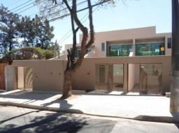 Casa geminada, 03 quartos, 02 vaga, 105 m², no Bairro Santa Amélia.