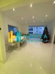 Apartamento à venda com 3 dormitórios em Copacabana, Rio de janeiro cod:CPAP31631