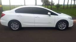Honda Civic 1.8 AUT flex - ZERO!