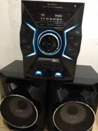 Mini System Sony GPX33 1000W Bluetooth