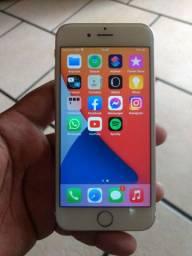 Vendo ou Troco iPhone 6s rose de 32 GB!