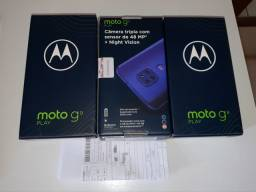 Motorola Moto G9 Play 64GB lacrado + NF + Garantia 1 ano