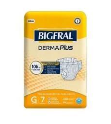 Fralda Geriátrica Bigfral Derma Plus