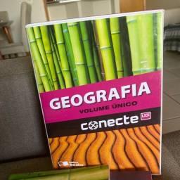 Livro geografia volume único conecte lidi usado
