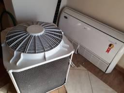 Ar Condicionado piso teto 36000btus