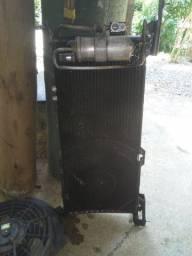 Condensador ar condicionado corsa 1.0 ano 2001 original