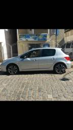 Vendo Peugeot 307  2.0 GNV G5 teto solar