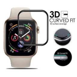Título do anúncio: Película Vidro Curvada Apple Watch 38mm, 40mm, 42mm e 44mm