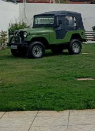 JEEP Ford  Willys 1975 muito conservado