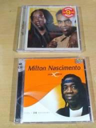 2 Cds Milton Nascimento