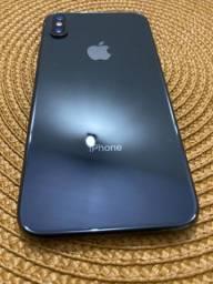 Vendo ou troco iPhone X 64 GB