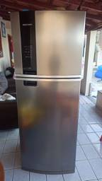 Vendo geladeira brastemp inox top