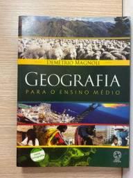 Livro Geografia para o ensino médio- Demetrio Magnoli