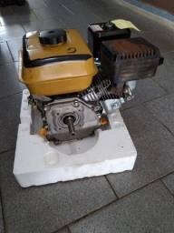 Motor a gasolina 7HP usado