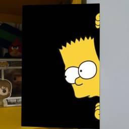 Os Simpsons (quadros decorativos)