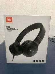 Fone de ouvido JBL E35 - Original