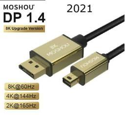 Cabo Mini DisplayPort X DisplayPort 1.4 8K@60Hz/4K@144Hz | G-Sync/FreeSync