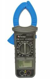 Alicate amperímetro minipa