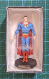 Superman - Eaglemoss DC Super Hero Collection Ed. 2