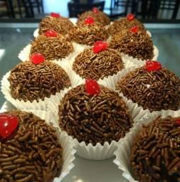 Mini doces para festas