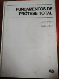 Livro odontológico Fundamentos de Prótese Total