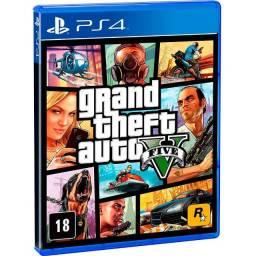 Jogo Ps4 Grand Theft Auto 5