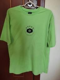 Camiseta P Okdok Verde