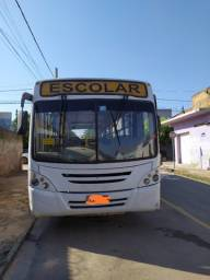 Ônibus escolar 45 lugar Volks 15-180 mwm mascarelo micrao