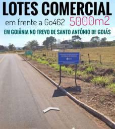 Lotes Comerciais e Industrial  em Goiânia ótimo acesso