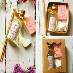 Mini kit perfumado Dia das mães
