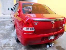 Toyota Etios XLS SD