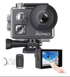 Câmera igual GoPro AKASO V50 Elite 4K60fps