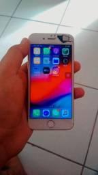 iPhone 6 gold pra vender hoje!