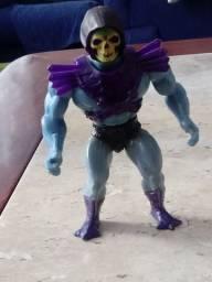 Boneco Esqueleto Anos 80 - Em bom estado de conservaçao