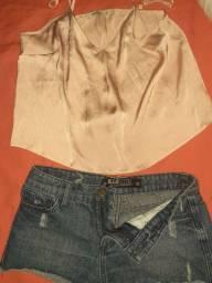 Desapegando  roupas femeninas